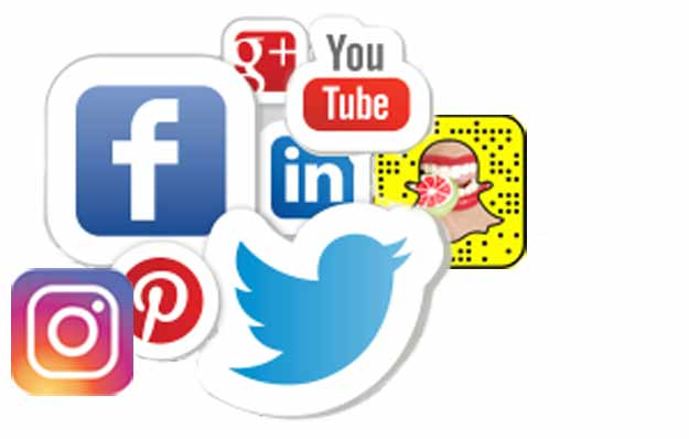 We are Social, find us on Instagram, Facebook, Google, Tweeter, YouTube, Snapchat, LinkedIn, Pinterest or Yelp